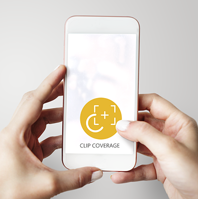 ClipCoverage - mobile