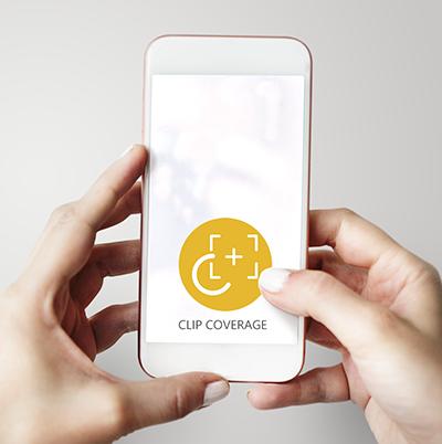 ClipCoverage - mobile