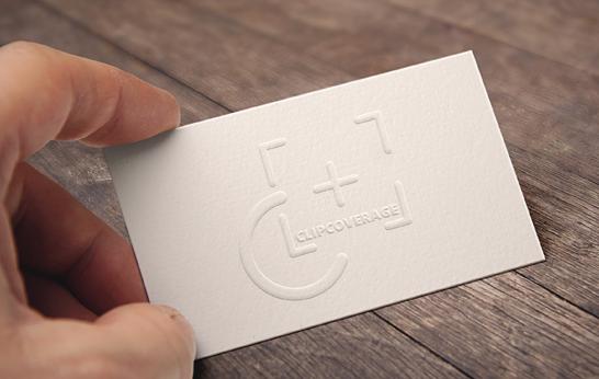 ClipCoverage - propozycja logo