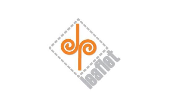 dp leaflet - logo biuletynu firmowego Dystrybucji Polskiej