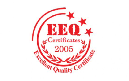 EEQ Certificates 2005 dla Europejskiego Instytutu Jakości