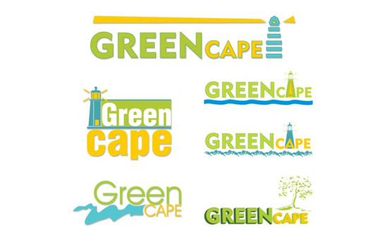 Propozycja logo dla Green Cape